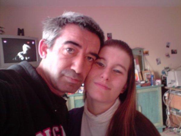 :) Moi & mon homme :)