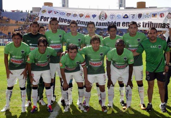 2011 - 2012 --> Monterrey