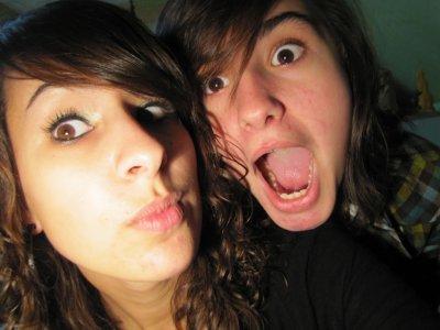 Ma soeur & moi ♥
