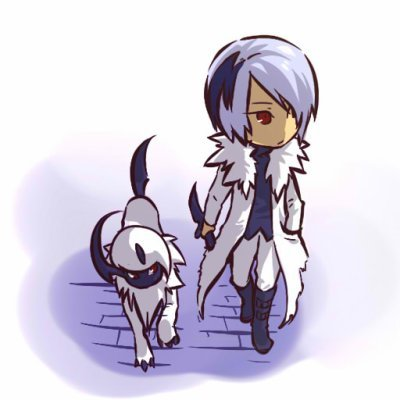 Cosplay Absol !