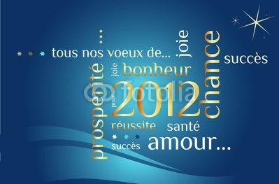 Pour la nouvelle année.