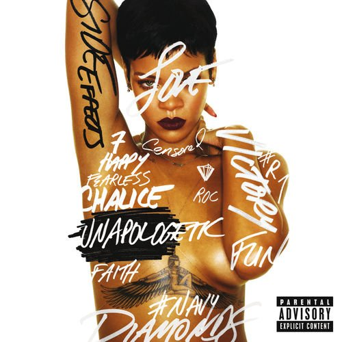Unapologetic / Rihanna - What Now (2013)