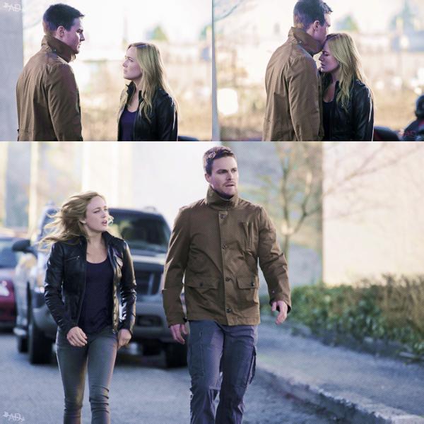 ↣ Découvrez la bande annonce de l'épisode 2x16 « Suicide Squad » qui sera diffusé le 19 Mars !  Synopsis – Suite au grand retour de Slade Wilson et à sa promesse de détruire un par un les proches d'Oliver, notre héros concentre toute son énergie dans la bataille contre son ancien ami. Sara, craignant pour sa vie, tentera de l'aider avant de se faire repoussée. De son côté, Diggle est recruté par Amanda Waller et A.R.G.U.S. afin d'arrêter un chef de guerre qu'il connaissait lors de son service en Afghanistan. Le soldat qui est en lui accepte de l'aider mais l'être humain n'est pas préparé à découvrir le reste de l'équipe qui fera partie de l'opération : Deadshot, Bronze Tiger et Shrapnell, tous les criminels que lui et Oliver ont aidé à mettre derrière les barreaux ! Lyla tente de lui expliquer que le monde est un endroit compliqué afin de défendre l'équipe mais Diggle n'est plus aussi sûr d'accepter. Lorsque la mission prendra une tournure dangeureuse, Diggle se retrouve confronter à une décision difficile.