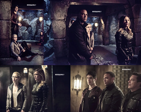 ♦ Arrow | 3x22 | « This Is Your Sword »   Synopsis ♦ Oliver termine sa transformation et il ne lui reste plus que deux dernières missions pour devenir le prochain Ra's al Ghul. Ra's menace sa propre fille Nyssa et révèle quelques nouvelles choquantes. Pendant ce temps, Malcolm propose une étonnante offre à la Team Arrow et Thea s'en va retrouver Roy.