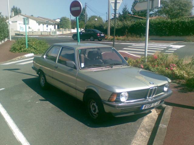 BMW 316 de 1980