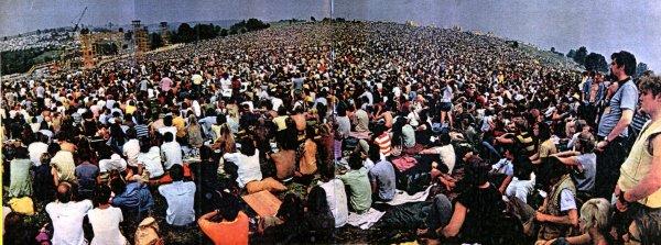 . Woodstock.  .