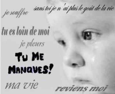 Papa Tu Me Manque ...