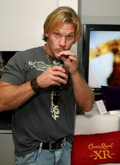 Joyeux anifff Chris Jericho