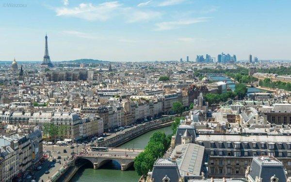 Paris : La ville lumière !