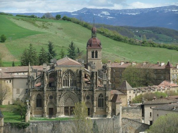 Saint Antoine-l'Abbaye