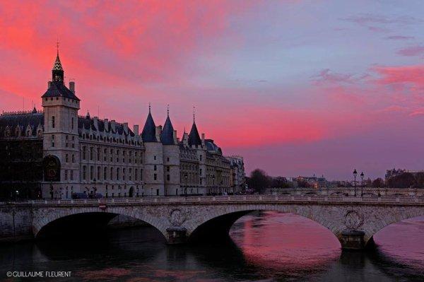 Paris : La Conciergerie.