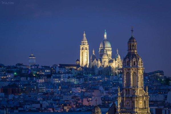 La Basilique du Sacré-C½ur à Paris