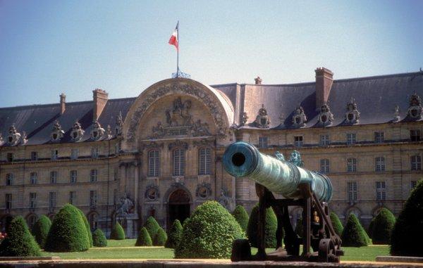 Hôtel des Invalides à Paris !