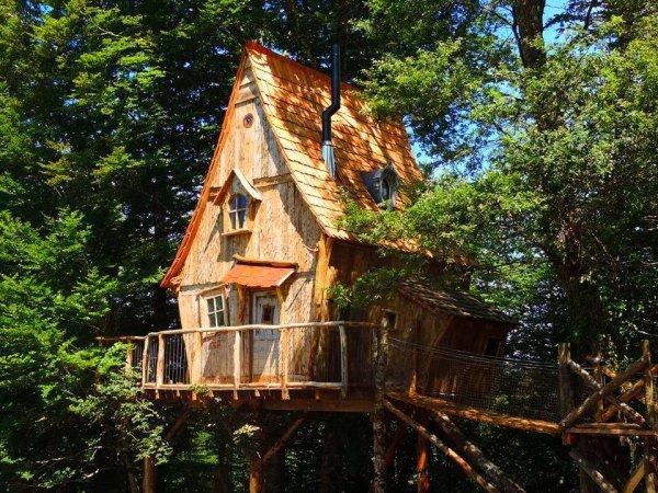 La maison d'Alice !