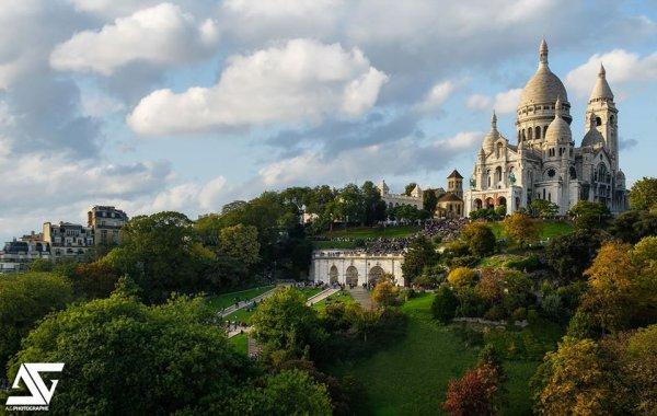 Paris:Montmartre