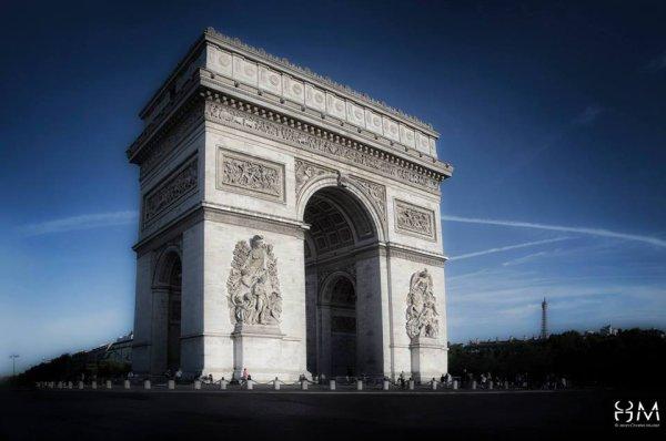L'Arc de Triomphe !