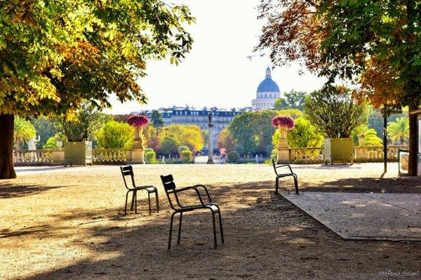 L'été s'achève aussi à Paris !