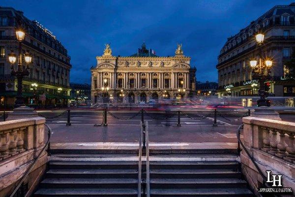 L'opéra de Paris : Le palais Garnier !