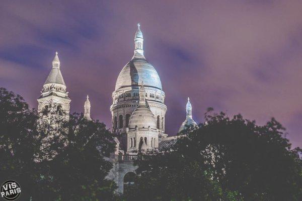 Bonne nuit Montmartre !