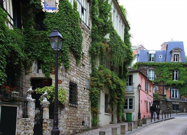 Balade à Montmartre !