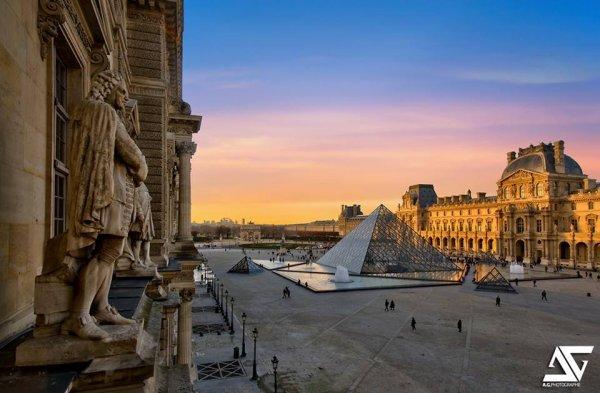 Le Louvre !