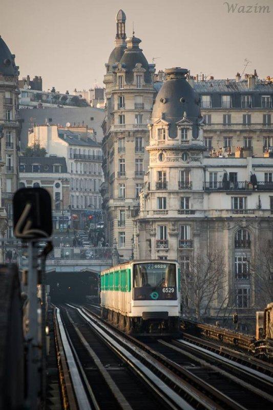 Petit matin à Paris !!!