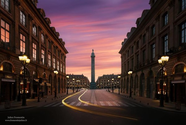 Place Vendôme !
