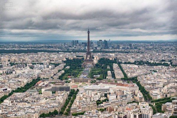 Paris : superbe panorama !