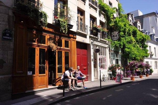 Balade Parisienne !!!