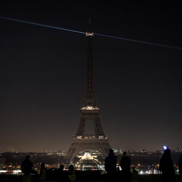 Pour Alep, la tour s'est éteinte hier au soir à 20 heures !