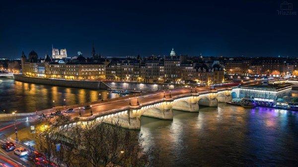 Paris la nuit !!!