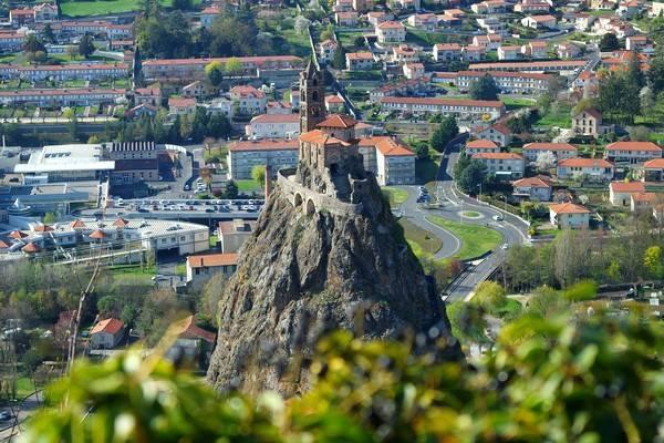 Saint Michel l'aiguille au puy en Velay !