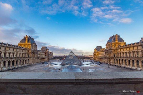 Rendez-Vous au Musée du Louvre !