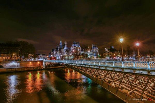 Bonne nuit à Paris !
