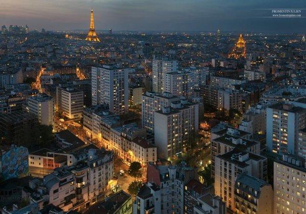 Paris : je n'aime pas : j'adore !!!
