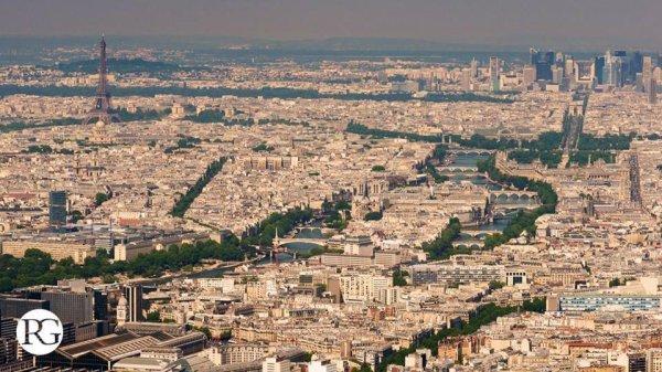 *Superbe vue sur la Capitale