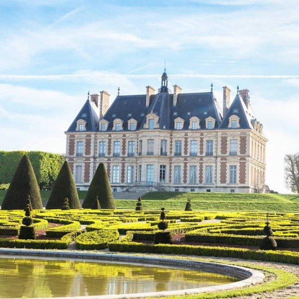Superbe château de Sceaux