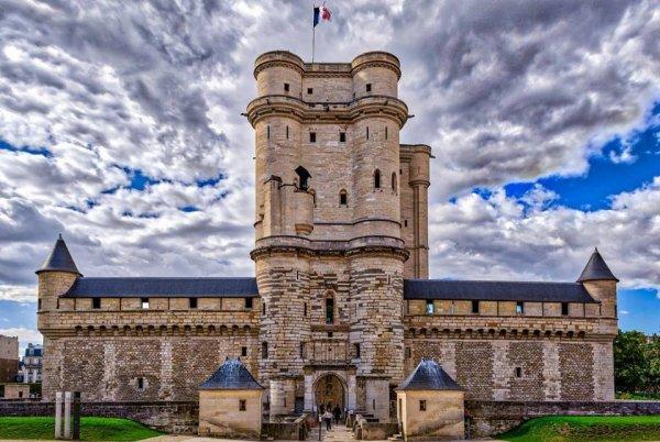 Bienvenue au Château de Vincennes !