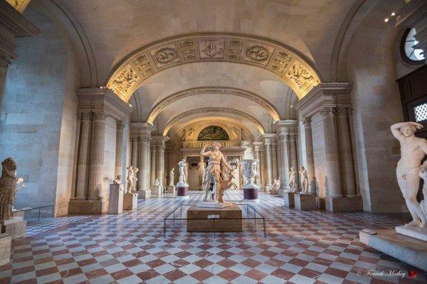 Par ce temps humide et froid une possibilité de balade : le Musée !!!