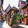 Belle est la France :Eguisheim en Alsace !!!