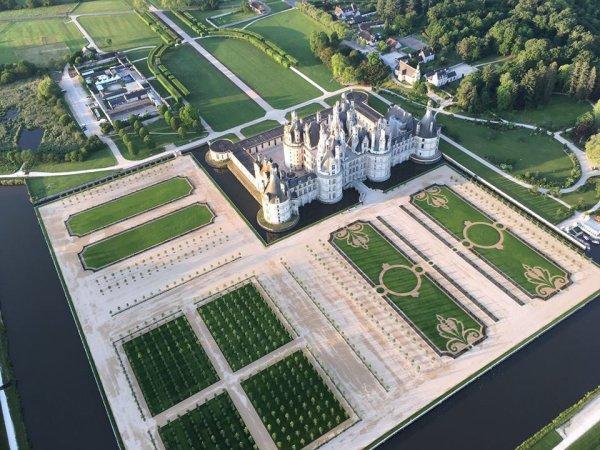 Château de Chambord  : La magnificence !
