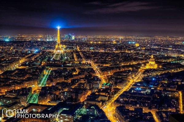 Paris: c'est toujours la ville lumière !!!