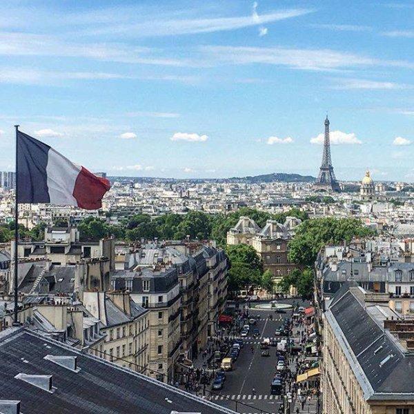 Panorama Parisien !!!