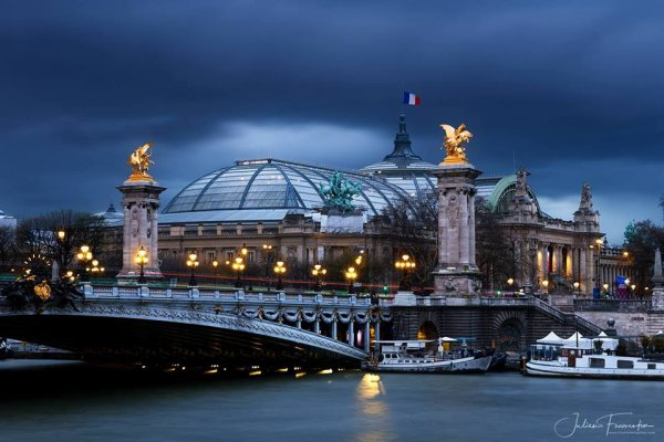 Paris : Le grand Palais !!!
