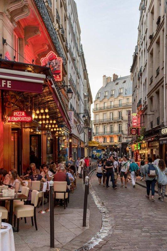 """"""" La vie Parisienne : le quartier latin !!!"""