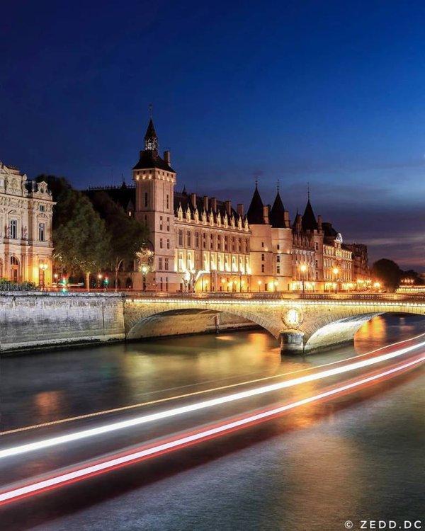 Paris, même la nuit , c'est merveilleux !