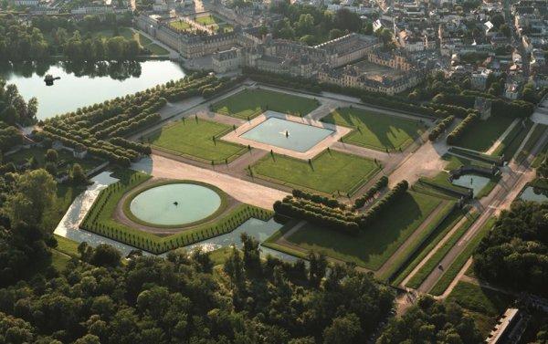 Fontainebleau et son superbe parc !