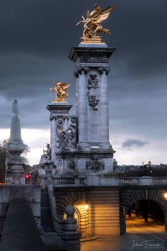 Belle soirée pour tous de Paris !!!