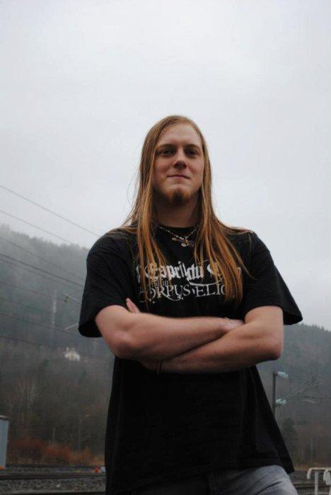 Julian (Bassist of Darkelor)