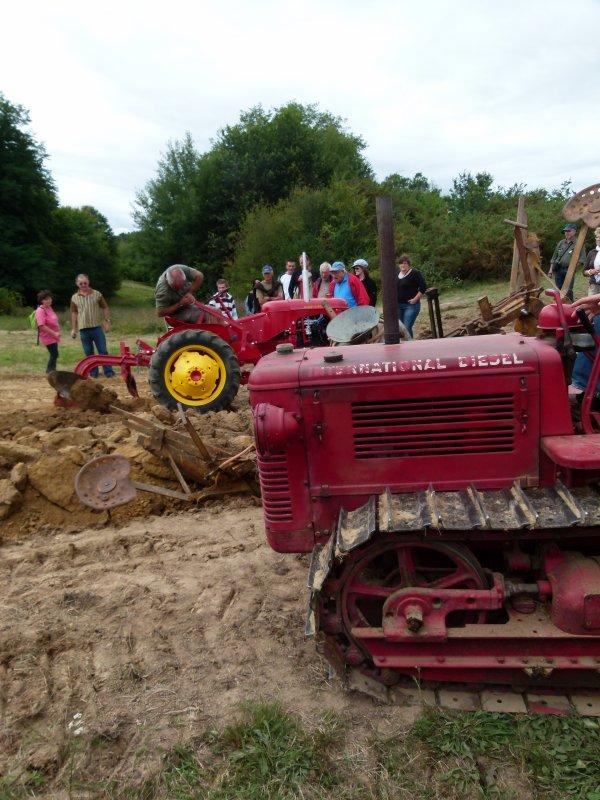 Fete des vieux tracteurs 2011